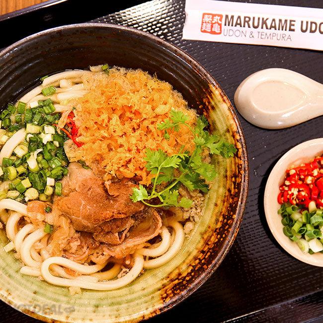 WiFi Marketing tại chuỗi nhà hàng mỳ Marukame Udon