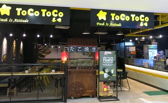 Chi tiết nhượng quyền trà sữa DingTea, Tocotoco, Gongcha