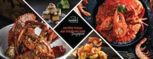 Wifi marketing tại Nhà hàng Jumbo Seafood Việt Nam