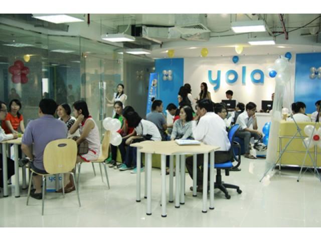 WiFi Marketing tại trung tâm anh ngữ YOLA