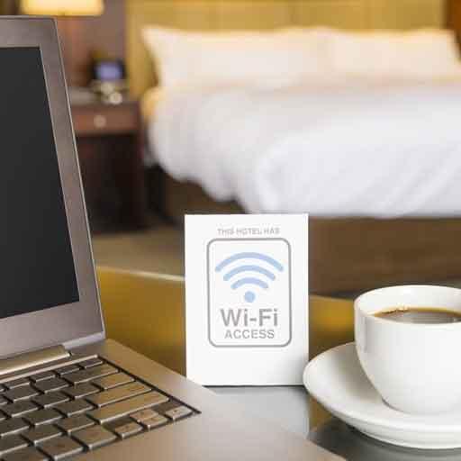 WiFi Marketing cho Khách sạn