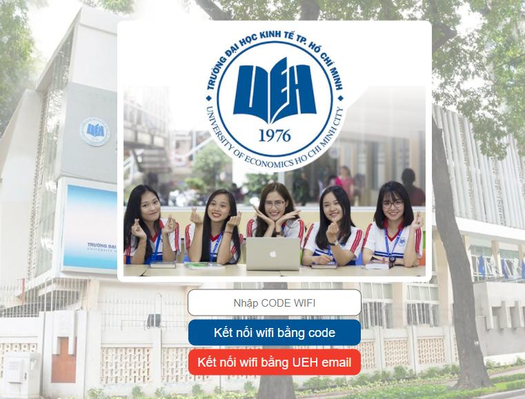 WiFi Marketing tại trường đại học kinh tế Hồ Chí Minh